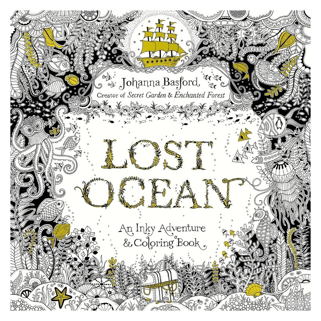 Lost Ocean - Johanna Basford