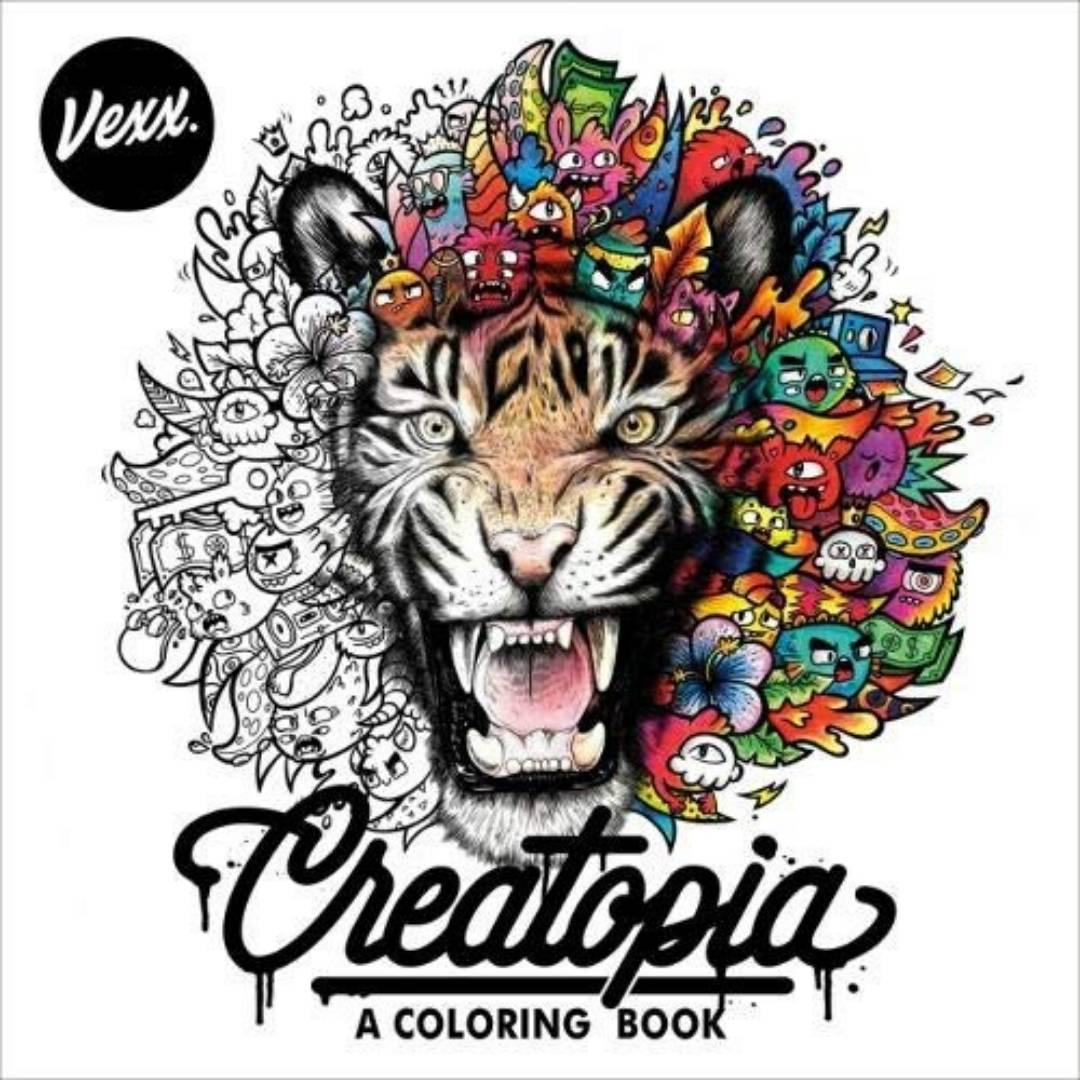 Creatopia - Vexx