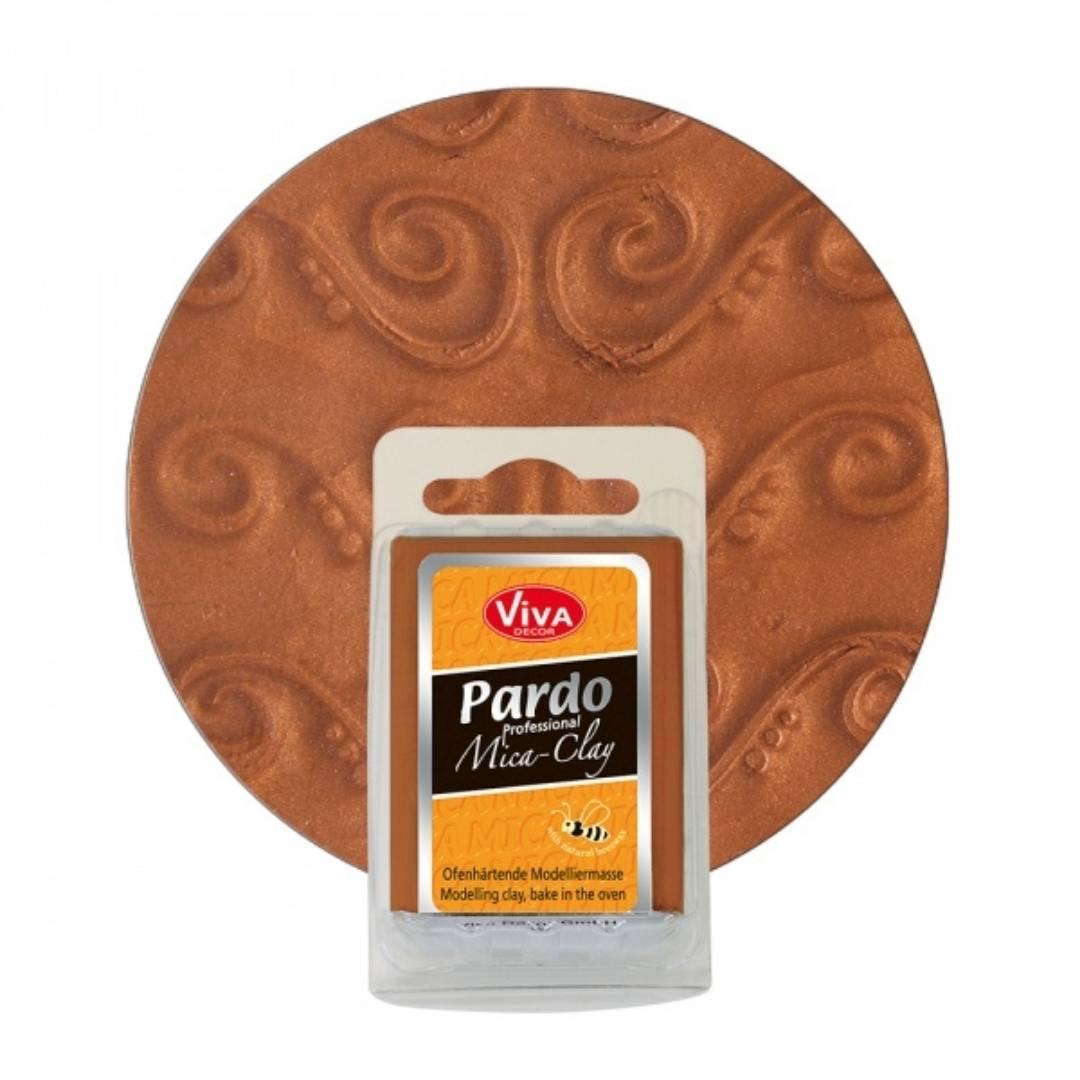 Viva Decor Pardo - Arcilla Polimérica Mica Clay 56 g