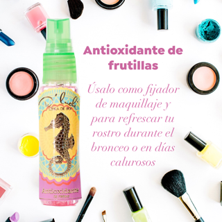 Antioxidante de Frutos Rojos