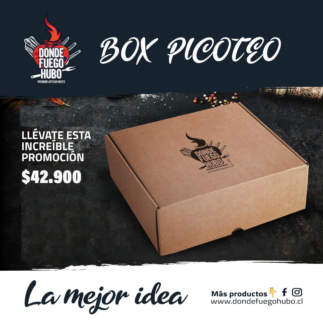 Box Picoteo