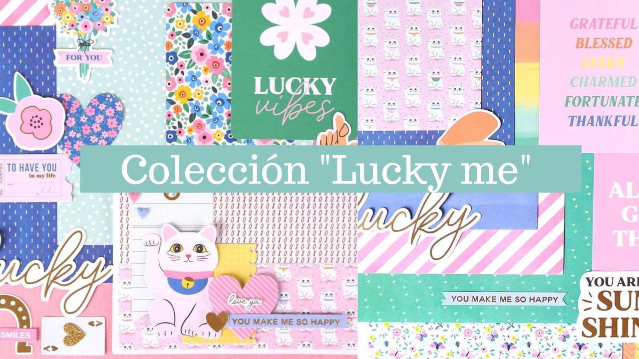 Pack Lucky Me para hacer Album