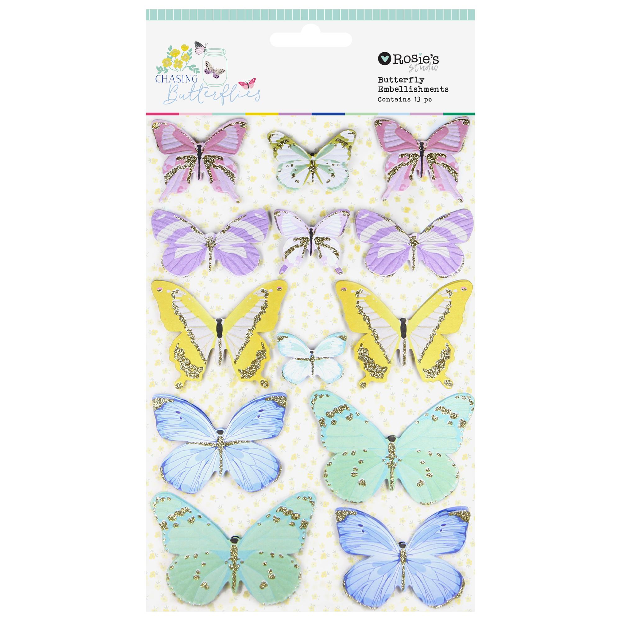 Mariposas Colección Chasing butterflies