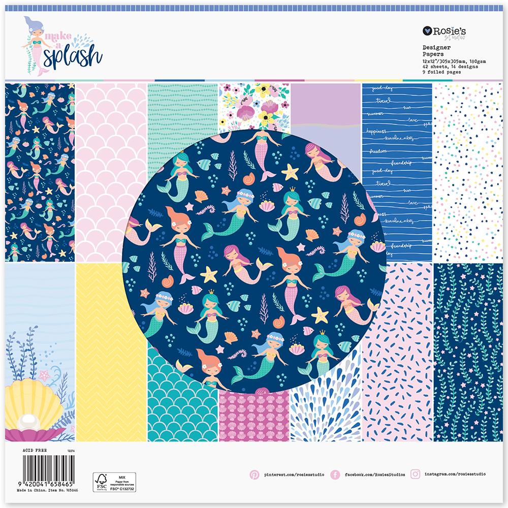 Paperpad grande Colección Make a Splash