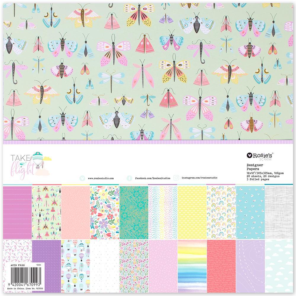 Kit Colección Take Flight (12 piezas)