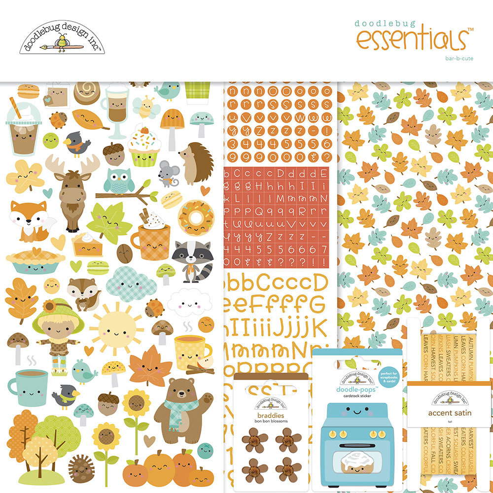 Pumpkin Spice Essentials Kit