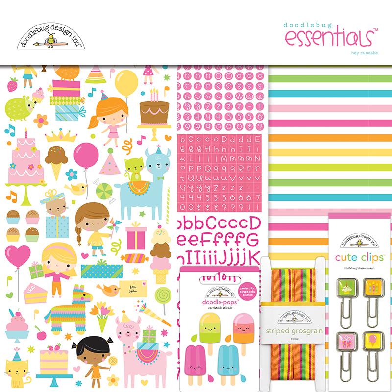 Hey Cupcake Essentials Kit