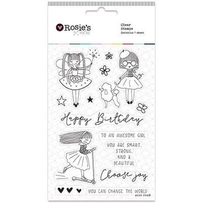 Kit  Libreta Artesanal con sellos y adornos