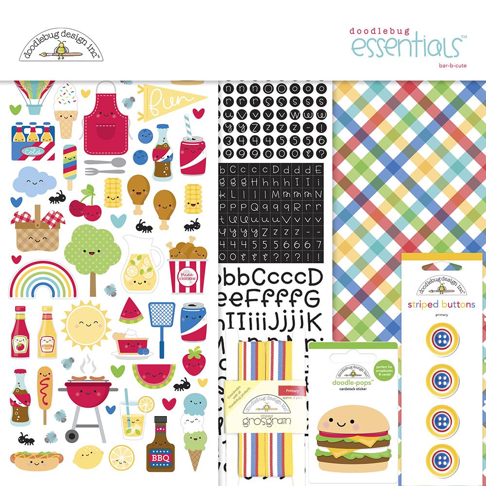 Bar-b-cute Essential Kit