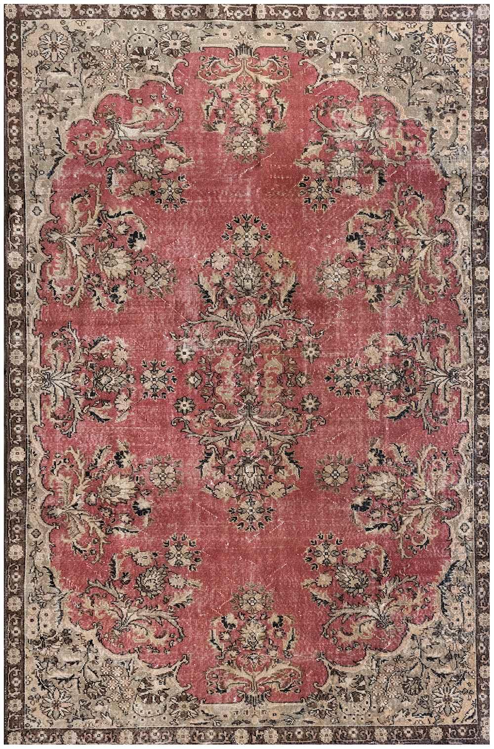 Alfombra Vintage DT 2344- Image 1