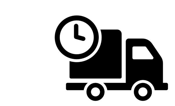 Tiempo de entrega