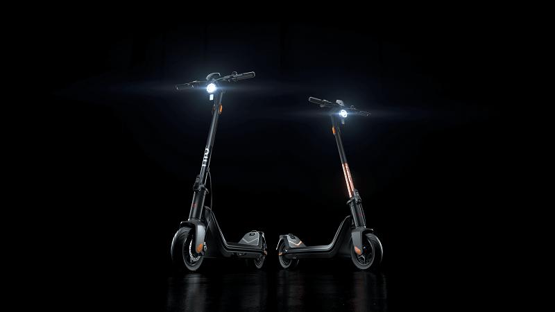 Scooter Eléctrico KQi3 Pro