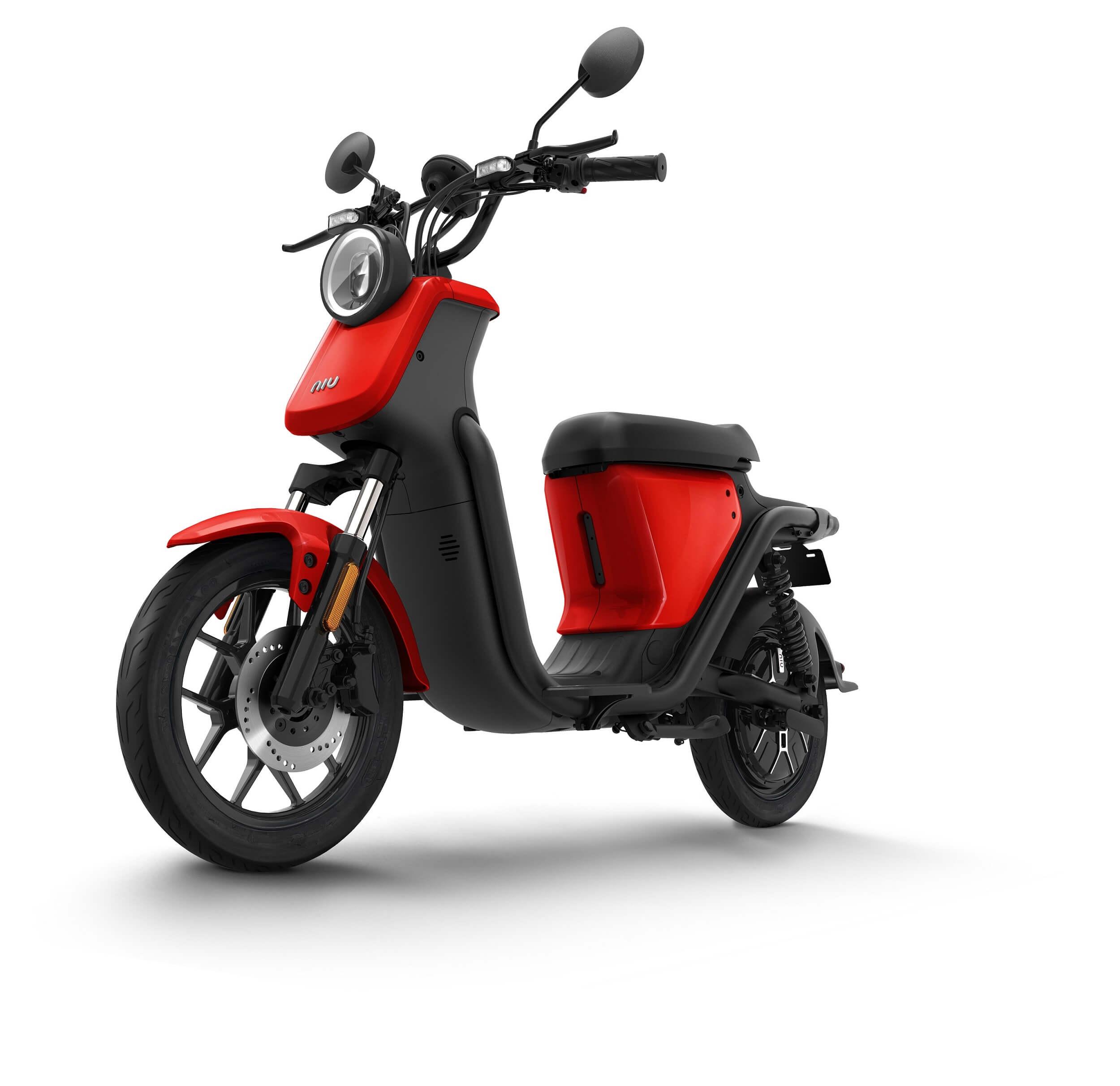 Moto Eléctrica NIU UQi Sport