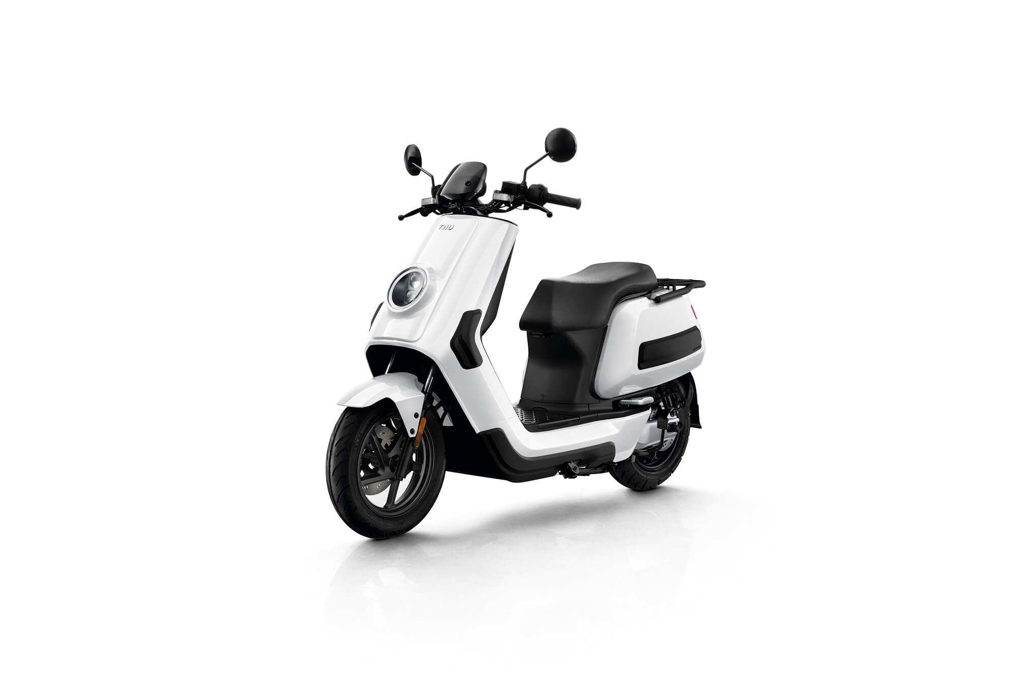 Moto Eléctrica NQi GTs Cargo