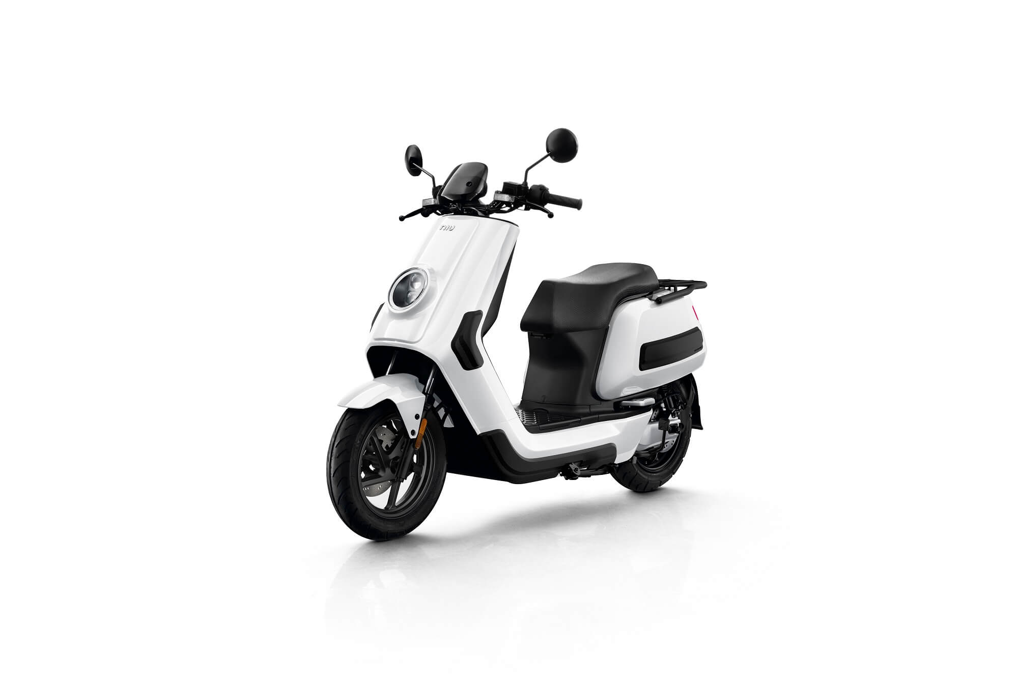 Moto Eléctrica NQi GT Cargo