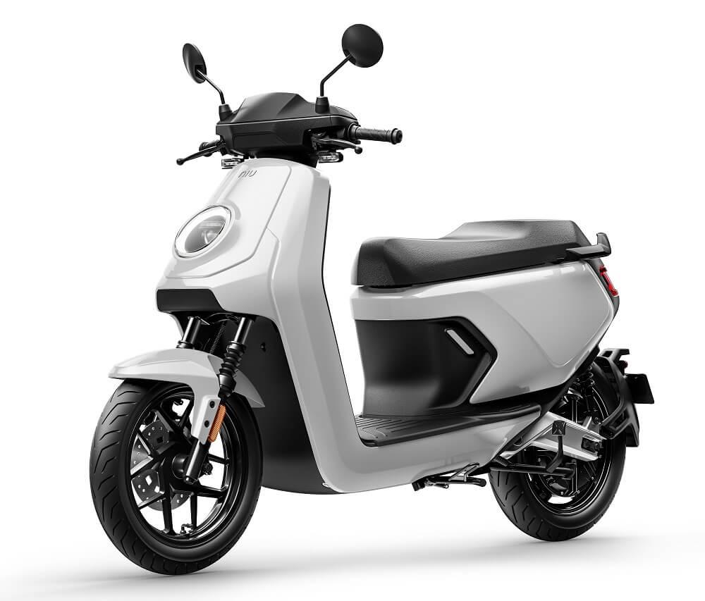 Moto Eléctrica NIU MQiGT