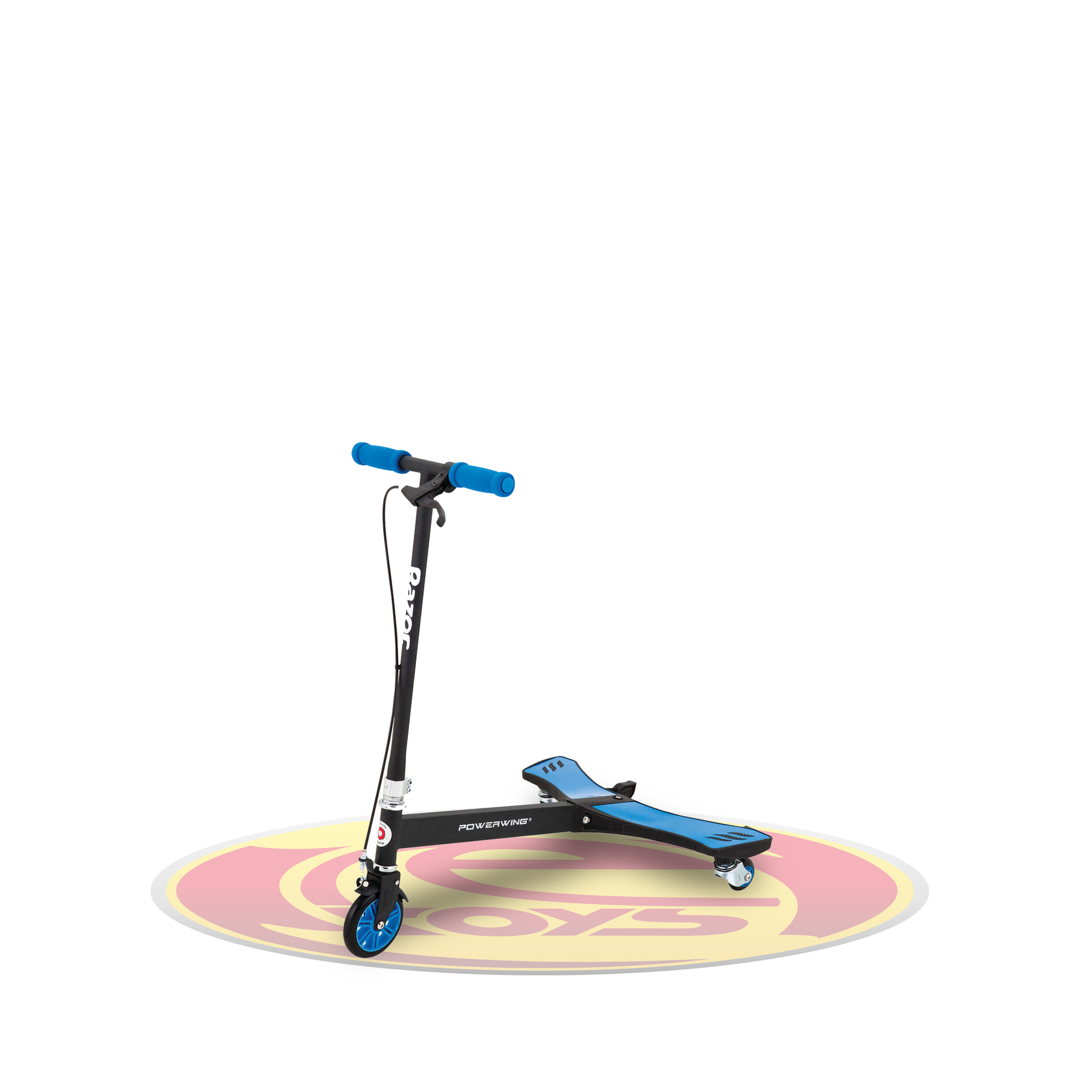 PowerWing Scooter