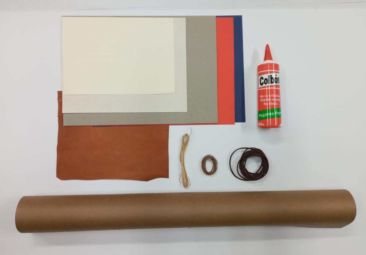 Kit de materiales: Mi cuaderno japones