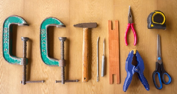 From Weaving to Wood Tool Kit