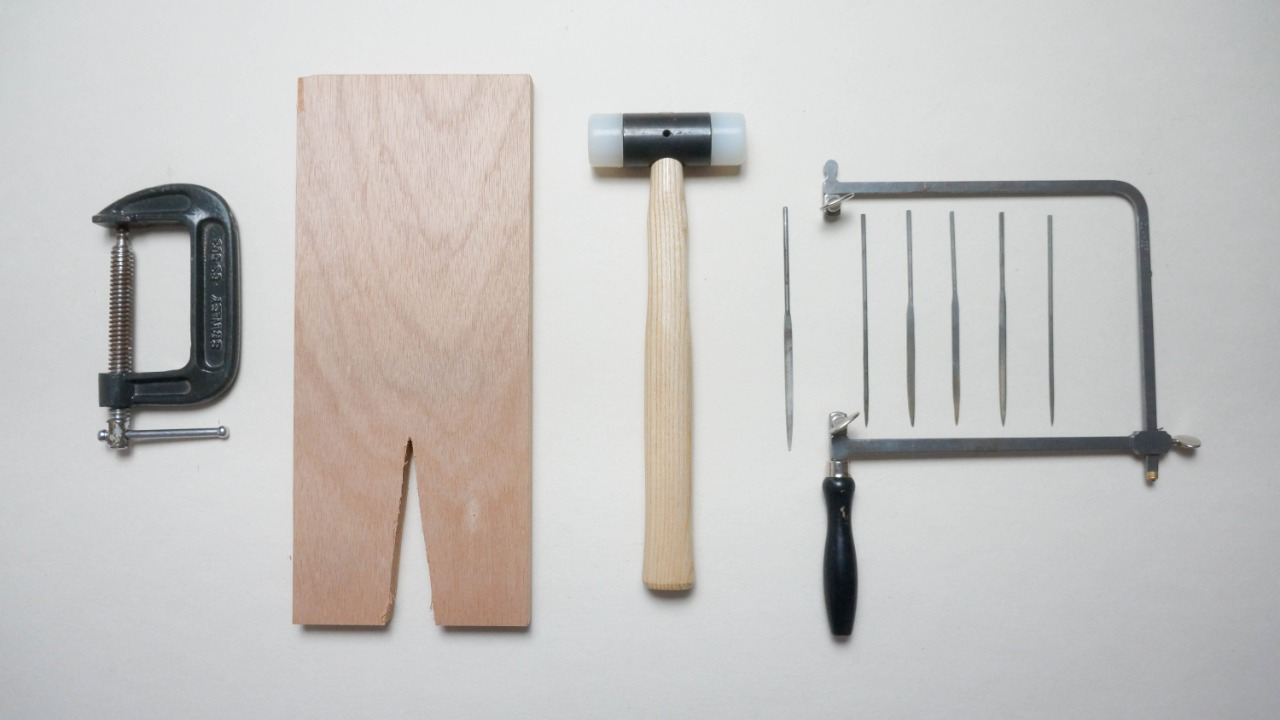 Big Metals for Small Details Tool Kit