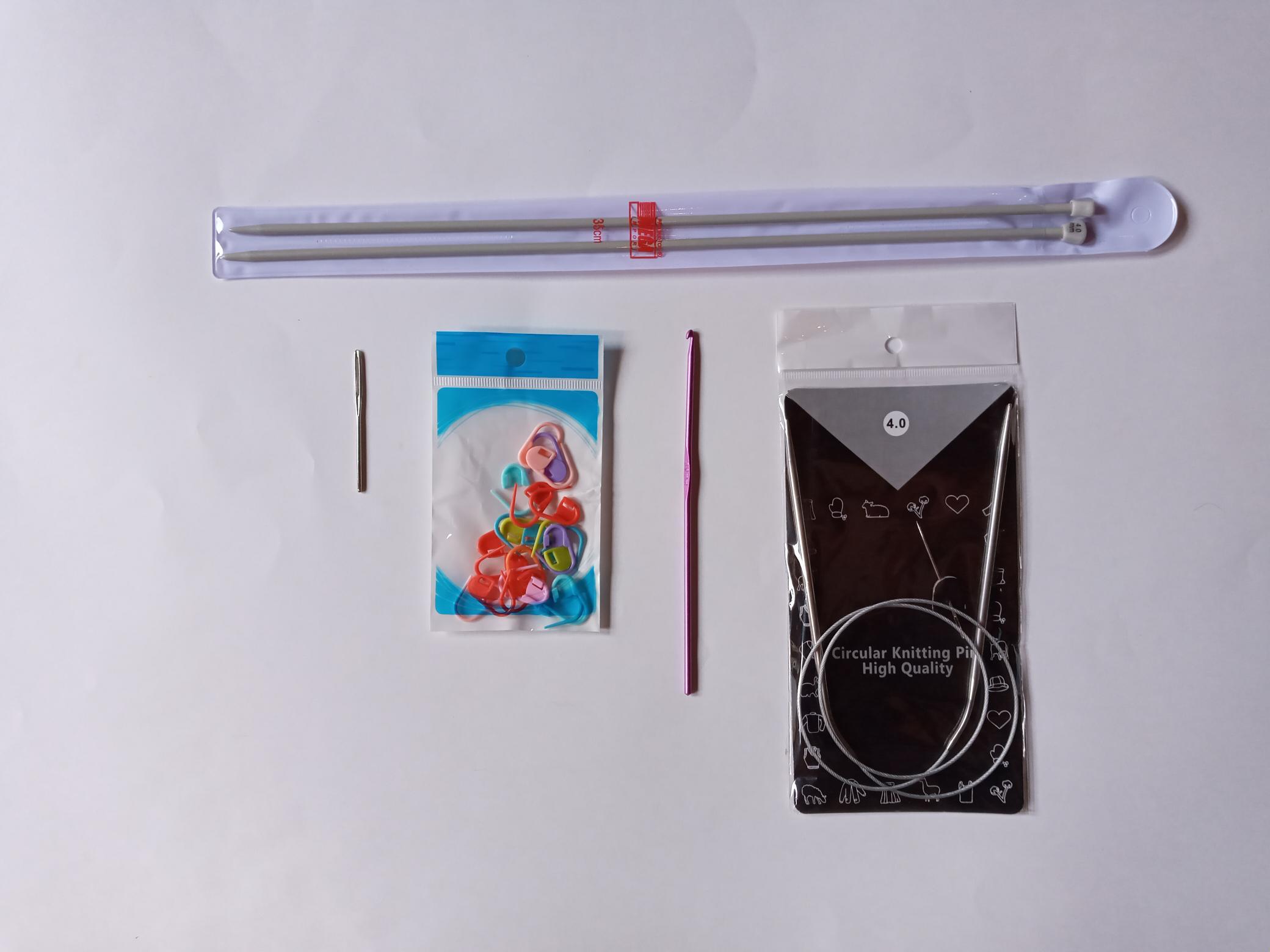 Winter Garments Tool Kit