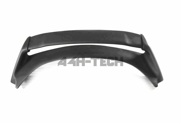 H-GEAR MUGEN STYLE SPOILER WITH CARBON BLADE (CIVIC 07-12 3/5 DRS)