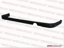 AERODYNAMICS ABS PLASTIC LIP TYPE R STYLE REAR (CIVIC 99-00 2/4 DRS)