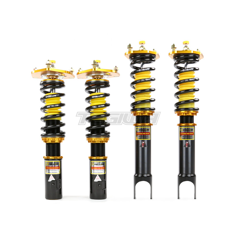 YELLOW SPEED RACING YSR DYNAMIC PRO SPORT COILOVERS HONDA CR-Z