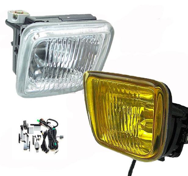 Depo fog lights white (Civic 96-98 2/3/4 drs)