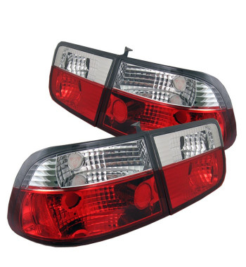 Sonar tail lights red/white clear (Civic 96-00 2drs)