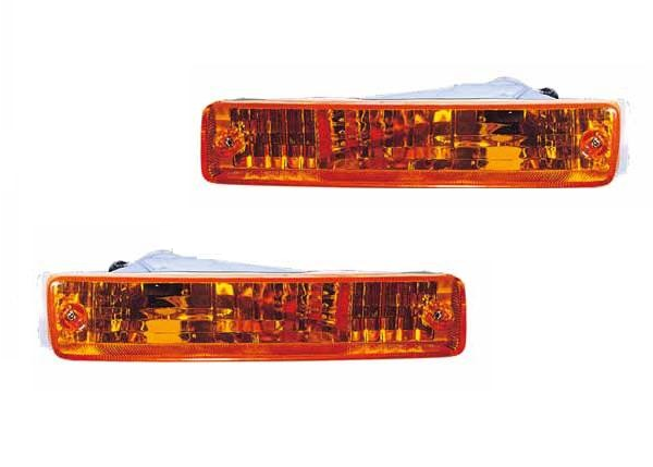 Sonar Bumper indicators JDM Amber (Civic 90-91)