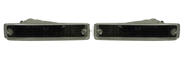 Sonar Bumper indicators black (CRX 90-91)