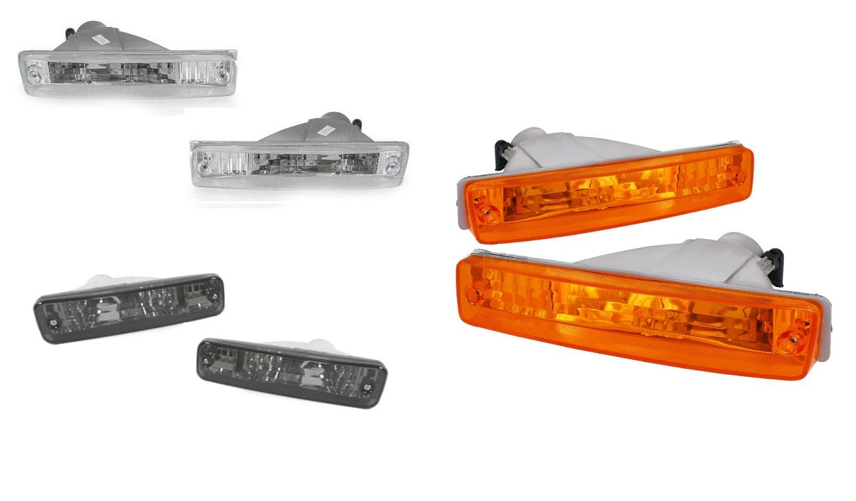 Depo Bumper indicators JDM Amber (CRX 90-91)