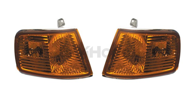 Sonar running lights/Corners Crystal Amber (CRX 90-91)