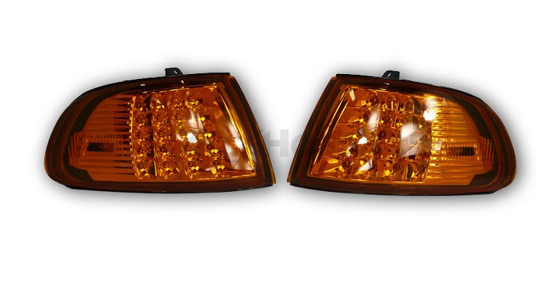 Sonar indicators/Corners Amber LED (Civic 92-95 2/3drs)