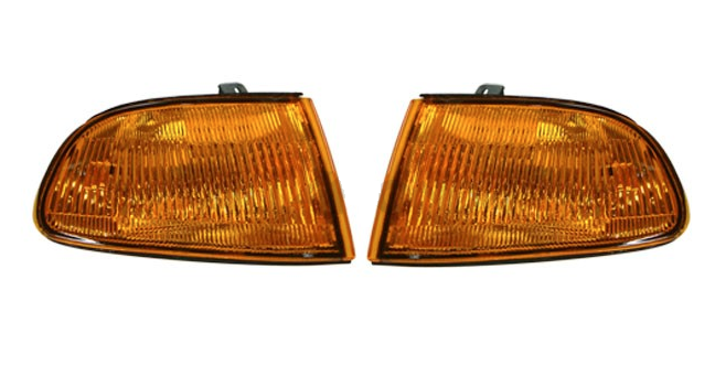 Sonar indicators/Corners Amber (Civic 92-95 2/3drs)