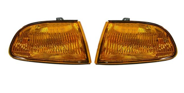 Sonar indicators/Corners Amber (Civic 92-95 4drs)