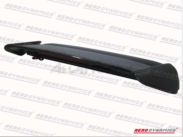 Aerodynamics Carbon Spoiler Type R style incl. 3 brake light (Civic 96-00 3drs)