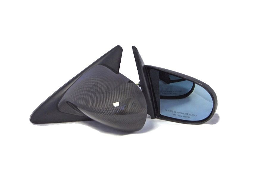 Aerodynamics Carbon mirrors Spoon style electrical (Civic 92-95 2/3drs)