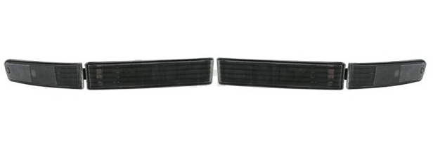 SONAR BUMPER INDICATORS BLACK (PRELUDE 92-96)