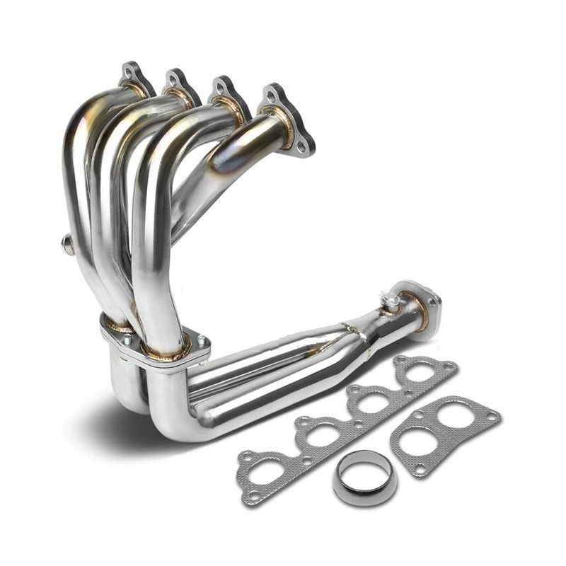 H-GEAR STAINLESS STEEL EXHAUST MANIFOLD 4-2-1 (B-SERIE ENGINES)
