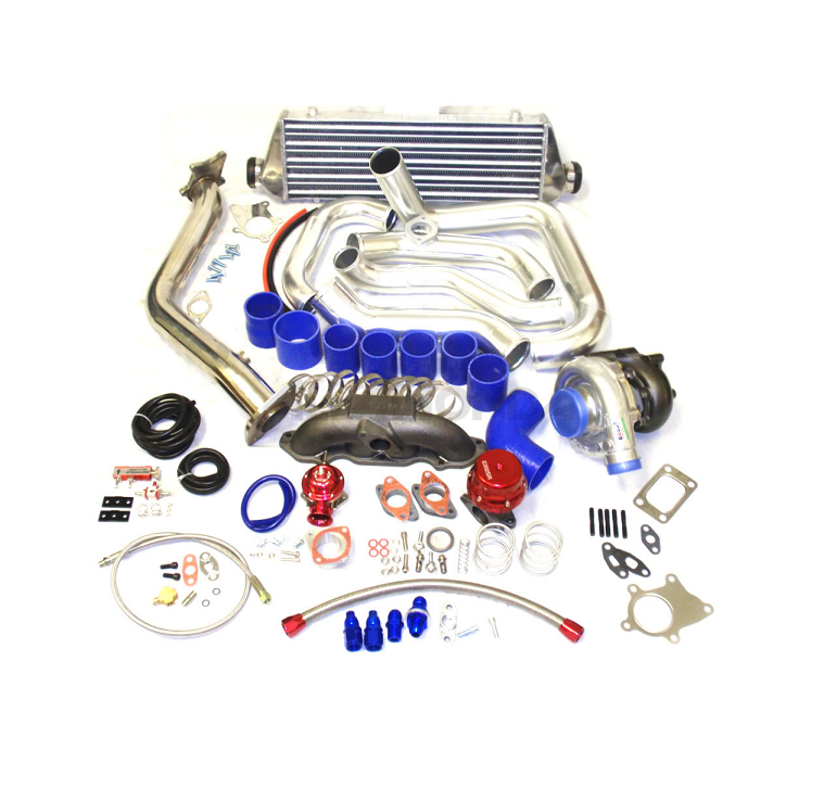 H-GEAR TURBO KIT B SERIES WITH CAST IRON EXHAUST MANIFOLD (CIVIC/CRX/DEL SOL/INTEGRA)