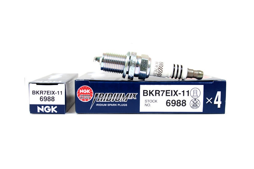 NGK IRIDIUM SPARK PLUGS (CIVIC/CRX/DEL SOL/INTEGRA/ACCORD/PRELUDE/CR-Z/S2000/JAZZ)