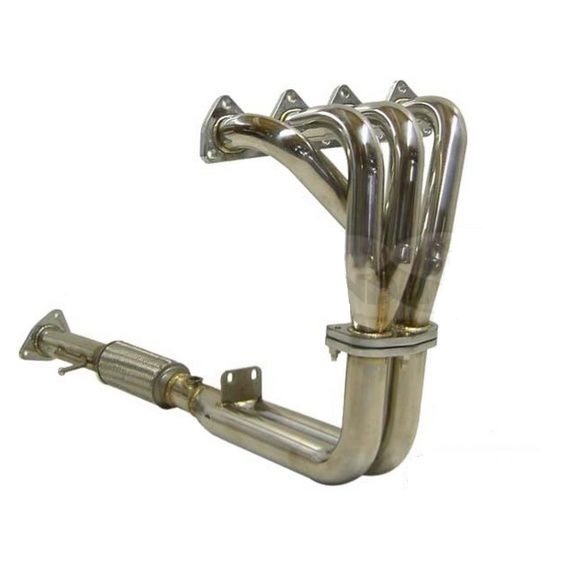 SRS EXHAUST MANIFOLD STAINLESS STEEL 4-2-1 (PRELUDE 92-96 2.2 VTEC)