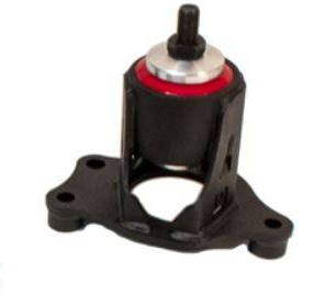Innovative Mounts 11-15 Honda Cr-Z Replacement Right Side Side Mount - 75A (Black/250-400HP)