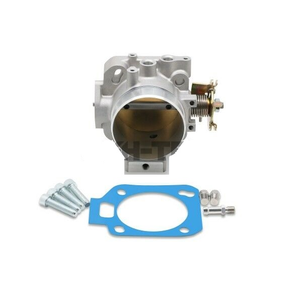 BLOX RACING ALUMINIUM 70MM THROTTLE BODY PRC/RBC DUAL PATTERN (K-SERIE ENGINES)