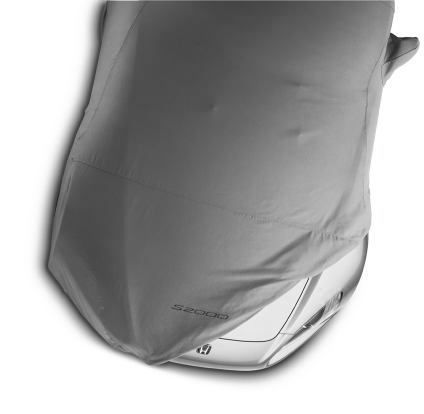 OEM HONDA AUTO COVER GREY ''INSIDE'' (S2000 99-09)