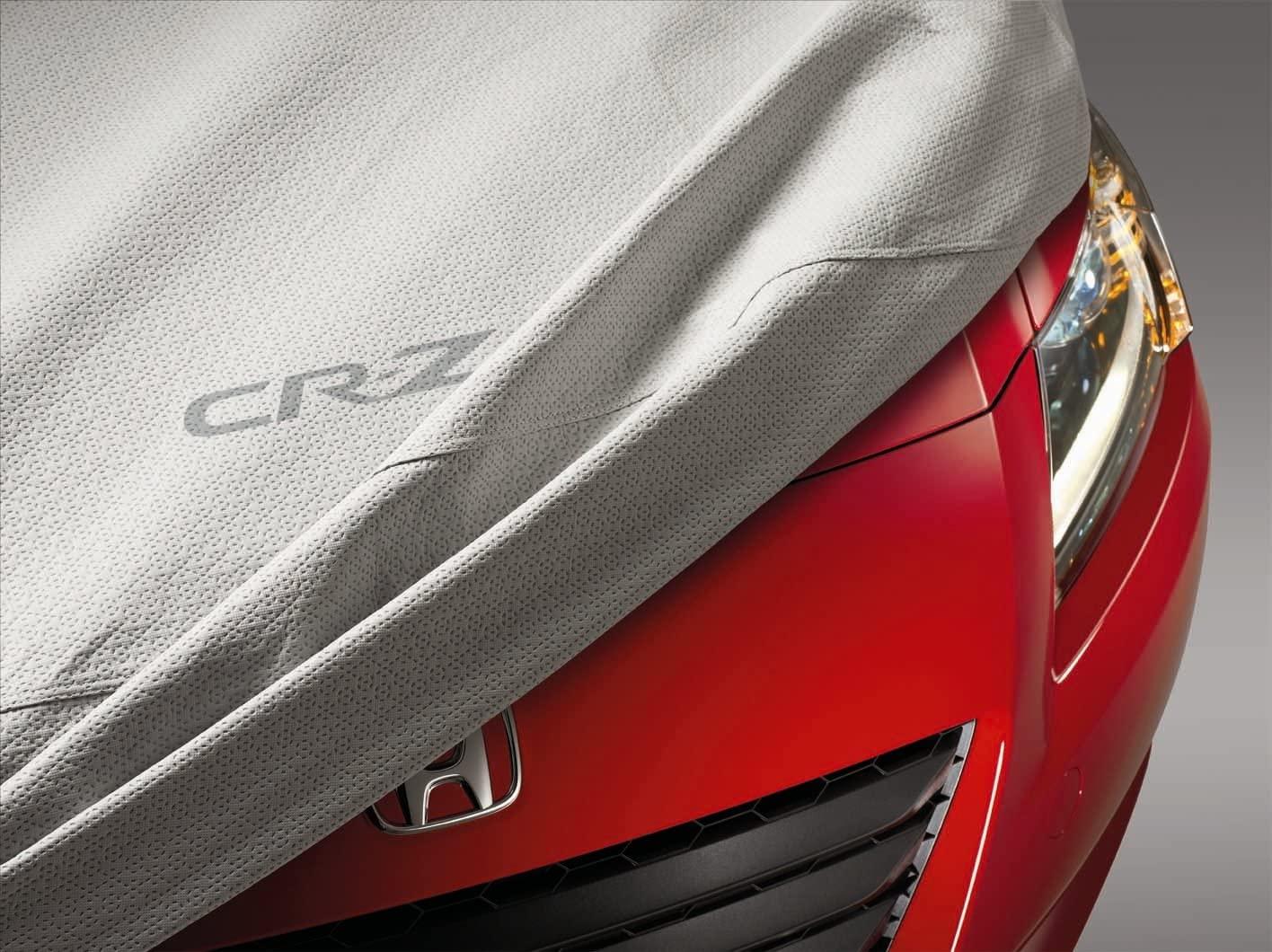 GENUINE HONDA CAR COVER CR-Z CRZ ZF1 ZF2