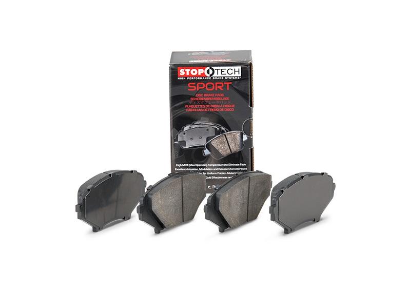 STOPTECH SPORT PERFORMANCE BRAKE PADS REAR SIDE (CIVIC/CR-Z/INTEGRA/PRELUDE/S2000)