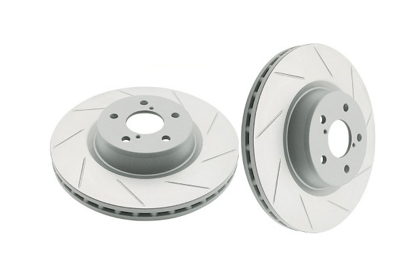 BRAKESTOP GROOVED BRAKE DISCS REAR 239MM (CIVIC/CRX/DEL SOL)